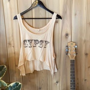 Vintage Spell and the Gypsy Peach tank